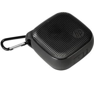 Hp X0n11aa#Abl Mini Bluetooth Speaker 300 - Usb Charging Port - Black