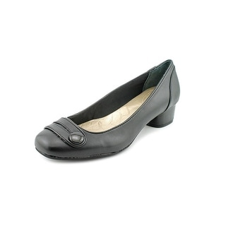 Giani Bernini Valee Round Toe Leather Loafer