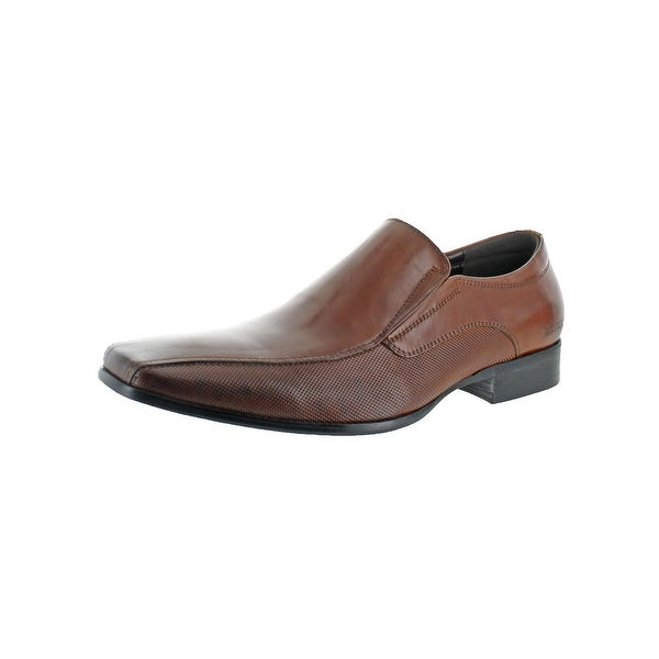 Kenneth Cole Reaction Mens BRO-CABULARY Loafers Square Toe Slip On