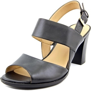 Naturalizer Lahnny Women  Open Toe Leather  Sandals
