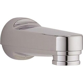 SWD0204 Brasscraft Bathtub Spout with Pull Down Diverter for Delta