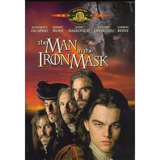 Man in the Iron Mask (1998) [DVD]