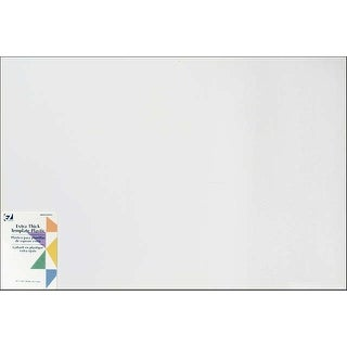 """Extra Thick Plastic Template-12""""X18"""""""