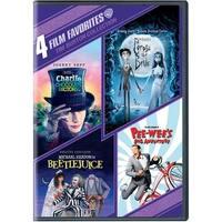 4 Film Favorites: Tim Burton Collection [DVD]