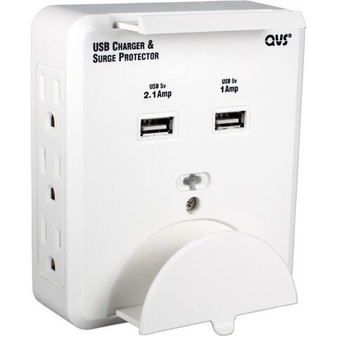 Qvs ps-06uh 8out walmount power block