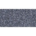 """American Crafts Glitter Cardstock 12""""X12""""-Charcoal"""