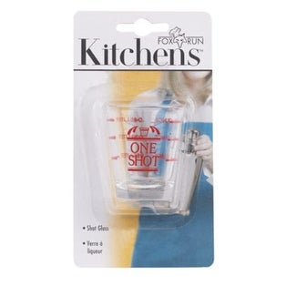 Fox Run 5028 Kitchens Shot Glass