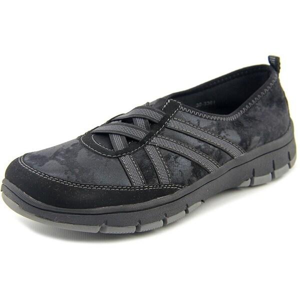 Easy Street Kila Women WW Round Toe Canvas Sneakers