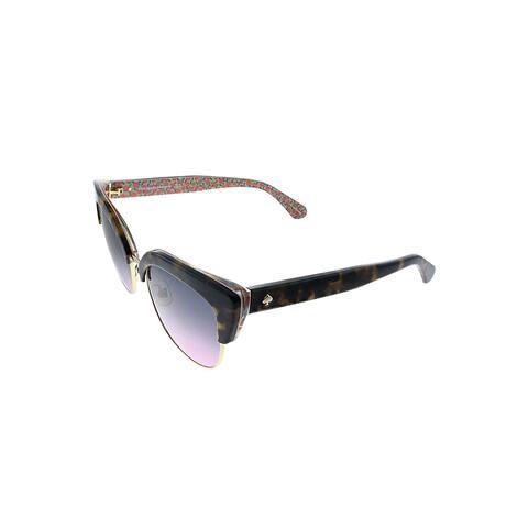 Kate Spade KS Karri/S 2NL Womens Tortoise Frame 0 Sunglasses