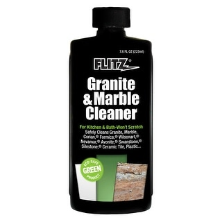 Flitz Granite & Marble Cleaner - 7.6 oz. Bottle