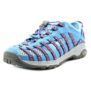 Chaco Outcross 2 Women Round Toe Synthetic Blue Hiking Shoe