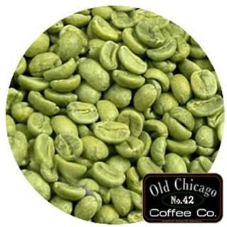 Old Chicago C00309 Green Coffee Beans - Tarrazu
