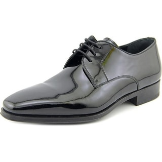 Magnanni Dante W Round Toe Patent Leather Oxford