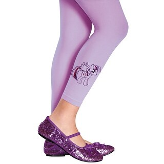 Disguise Twilight Sparkle Child Tights - Purple