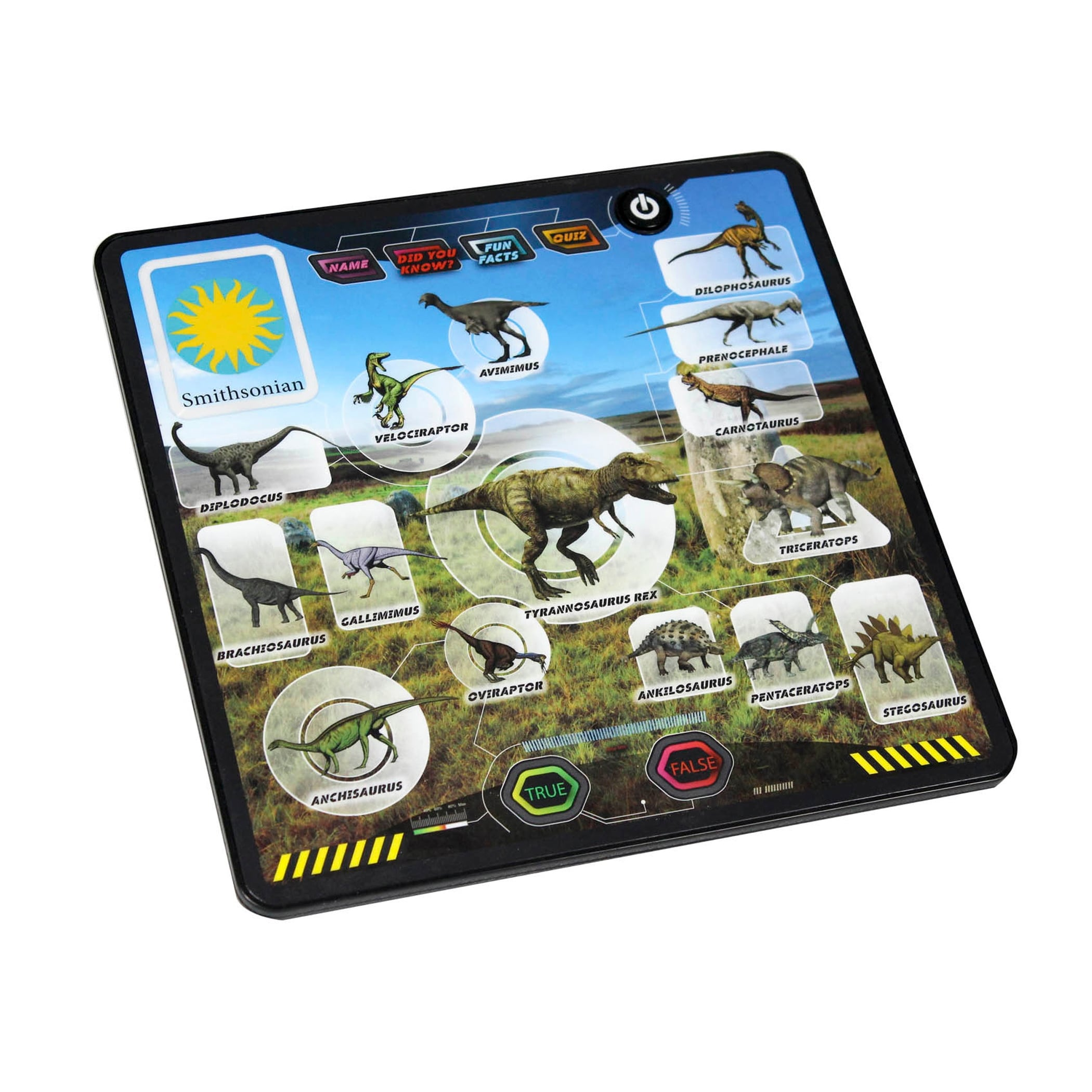Link to Smithsonian Kids Dino Tablet - Black Similar Items in Learning & Educational Toys