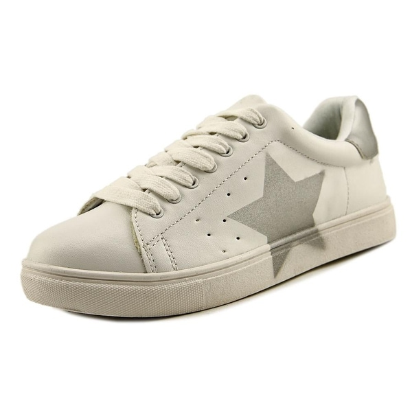 f92924d6f54 Shop Steve Madden Jstaar Youth Synthetic White Fashion Sneakers ...