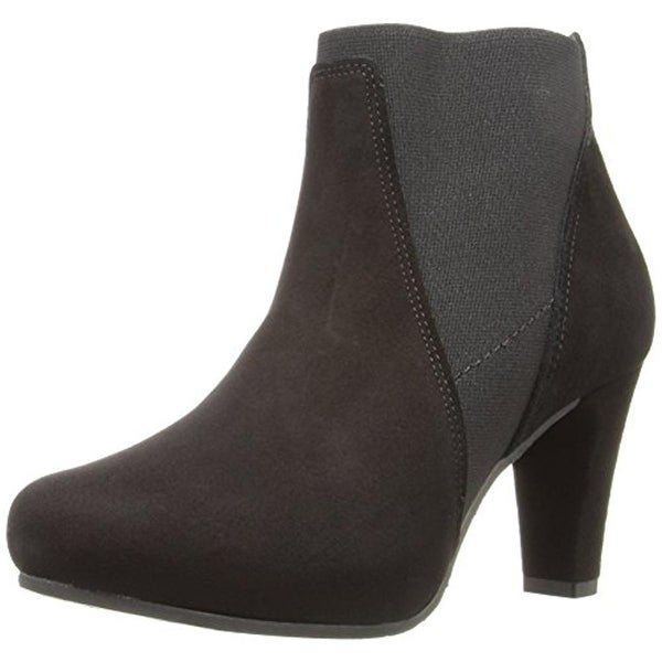 Cordani Womens Naville Ankle Boots Suede Round Toe - 38.5 medium (b,m)