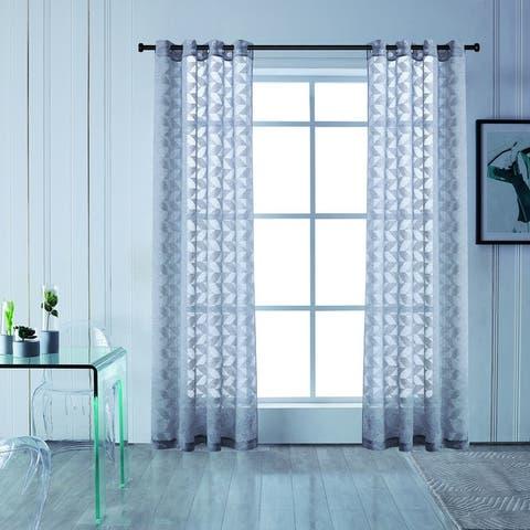 Lyndale Blake Sheer Curtain