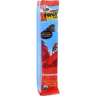 Clif Bar - Clif Kid Organic Z Fruit Rope Strawberry ( 18 - .7 OZ)