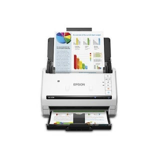 Epson WorkForce DS-780N Wireless Color Document Scanner w/ 600 DPI Optical Resolution