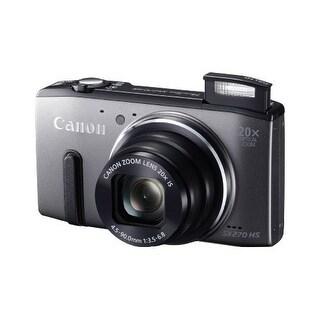 Canon PowerShot SX270 HS Grey (8228B005) - International Version (No warranty)
