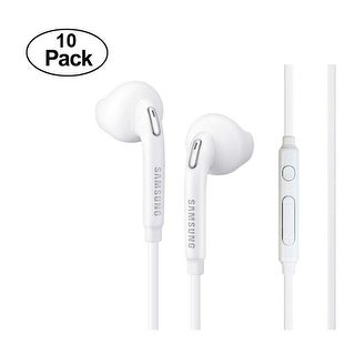Samsung EO-EG920 Hybrid In-Ear Wired 3.5mm White Headset For Samsung & iPhones
