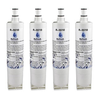 Maytag 8212652 Refrigerator Water Filter Replacement - by Refresh (4 Pack)