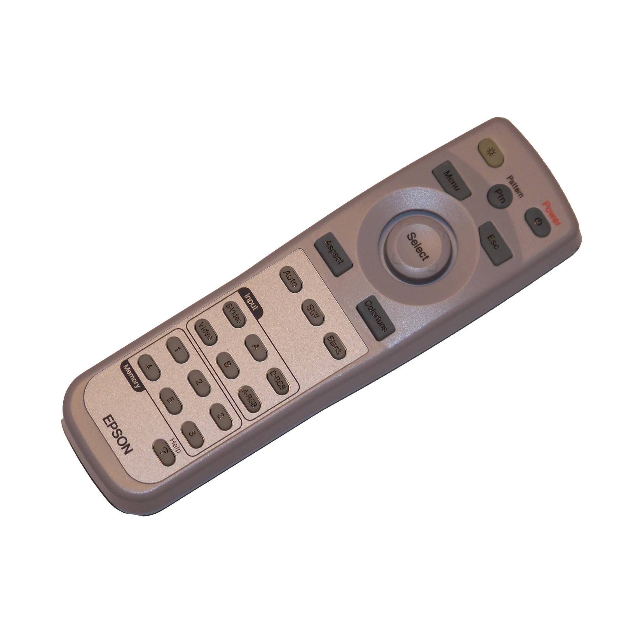 Epson Projector Remote Control PowerLite Home Cinema 5030UB