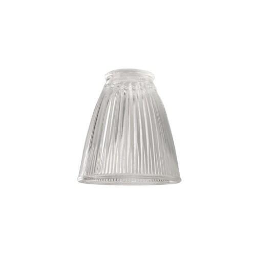 """Ellington Fans 757 2.25"""" Cone Shaped Fan Glass"""