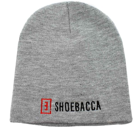 Shoebacca Womens 8 Inch Knit Beanie Athletic Hats Beanie