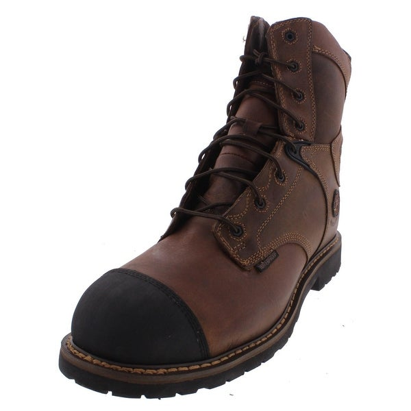 Justin Original Work Boots Mens Work Boots Composite Toe Insulated