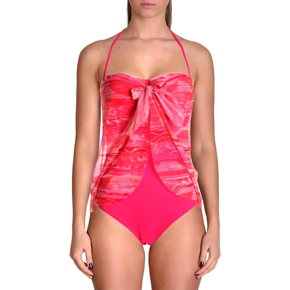 2c7d751b15 Pink Swimwear | Find Great Women's Clothing Deals Shopping at Overstock