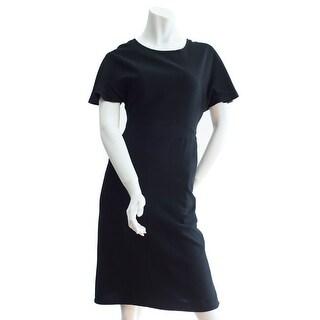 Valentino Women's Classic Black Dress - 0