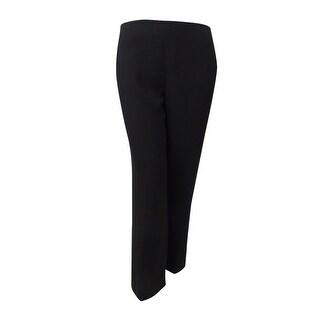 Vince Camuto Women's Wide-Leg Pants (12, Rich Black) - rich black - 12
