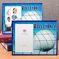 "Volleyball Picture Frame 4"" by 6"" Photo"