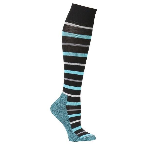 eada278860 Nursemates Women's Moderate Compression Socks - Extra Cushioned Knee- Highs -
