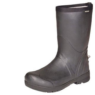 Bogs Boots Mens Womens Food Pro Mid Steel Shank Rubber WP 71359