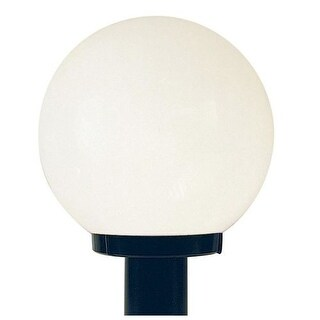 "Sunset Lighting F9150 1 Light 10.5"" Height Outdoor Post Light"