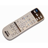 Epson Projector Remote Control Shipped With: PowerLite 1263W, EX7230, EB-W28