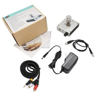 384KHz/32bit DSD USB Audio DAC Headphone Amplifier