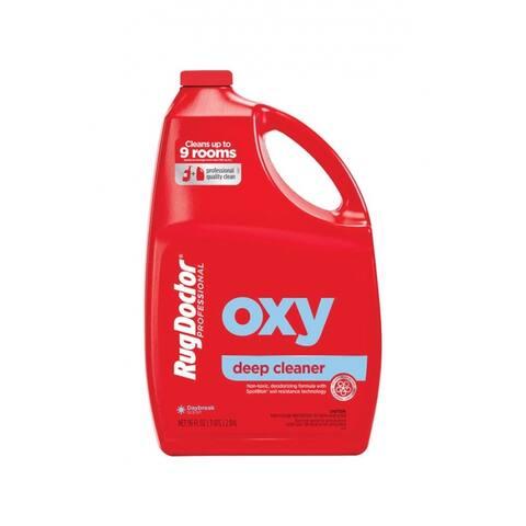 Rug Doctor 05044 Oxy Deep Carpet Cleaner Liquid, 96 Oz