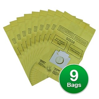 EnviroCare Replacement Bags for Kenmore Canister 20-50557 Vacuum models (3pk)