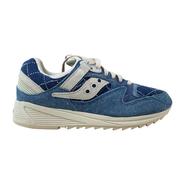 a309d2bc79aea Shop Saucony Grid 8500 MD Washed Denim Boro S70343-2 Men s - Free ...