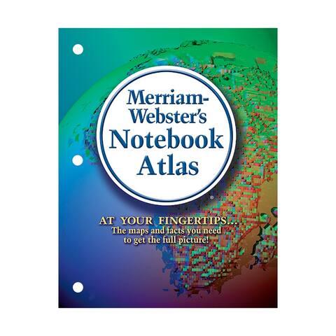 Merriam-webster (6 ea) merriam websters notebook 6527bn