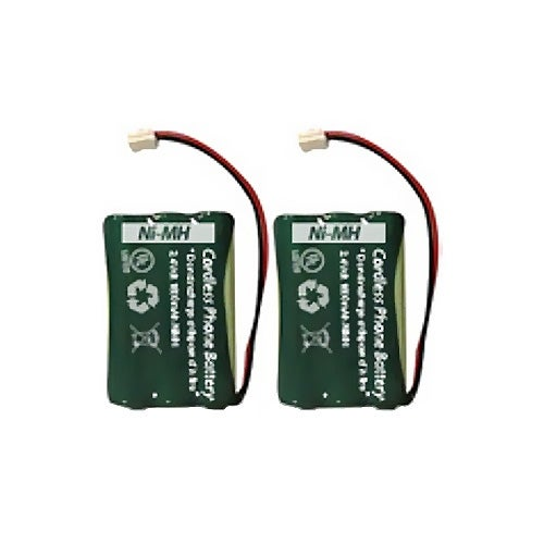 AT&T-Lucent 5921 Cordless Phone Battery Combo-Pack includes: 2 x EM-CPH-464D Batteries