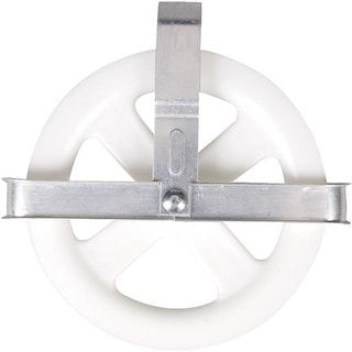 """Household Essentials 5"""" Clothesline Pulley 250 Unit: EACH"""