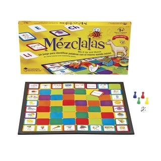 Learning Resources Mezclalas Mix It Up Game