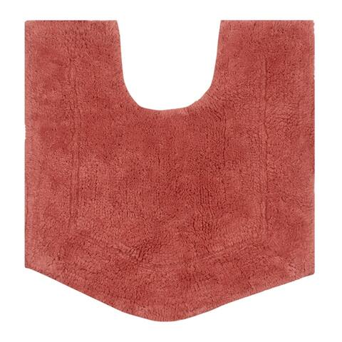 Waterford Collection Absorbent Cotton Machine Washable Contour Rug