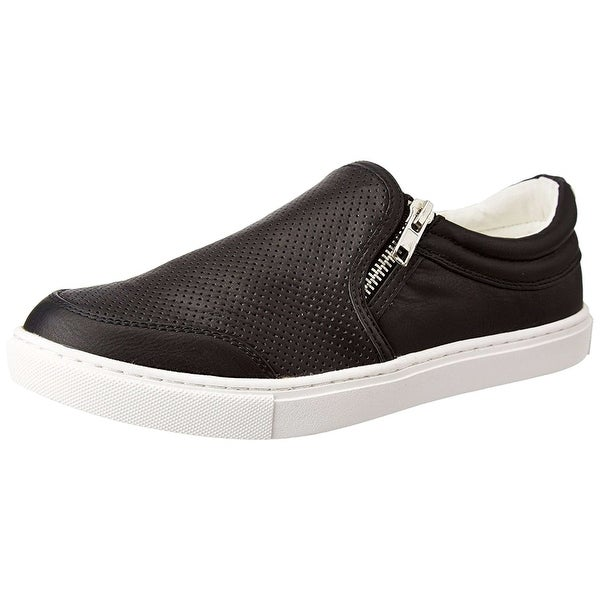 aa233916d3e Shop Steve Madden Womens ellias Low Top Slip On Fashion Sneakers ...