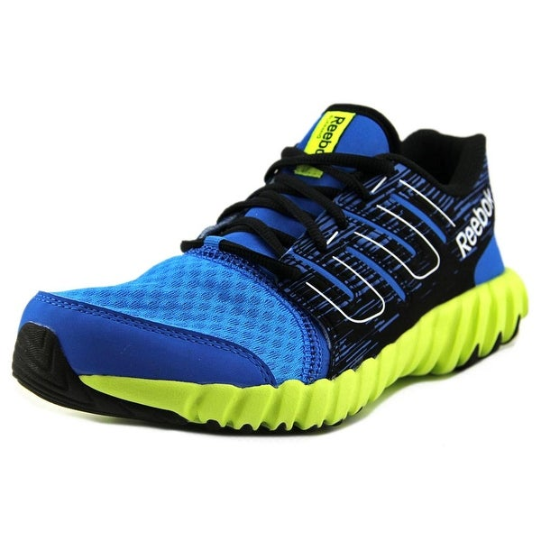 Reebok Twistform Youth Round Toe Synthetic Blue Running Shoe